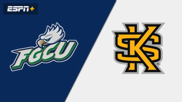 Florida Gulf Coast vs. Kennesaw State (W Basketball)