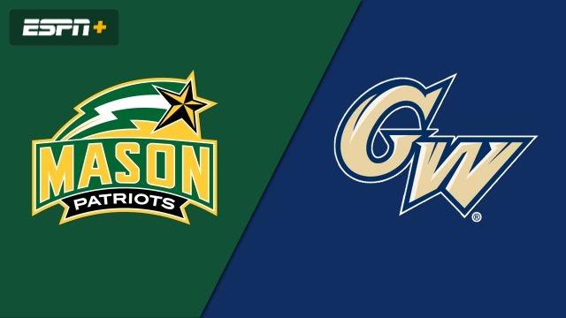 George Mason vs. George Washington (M Basketball)