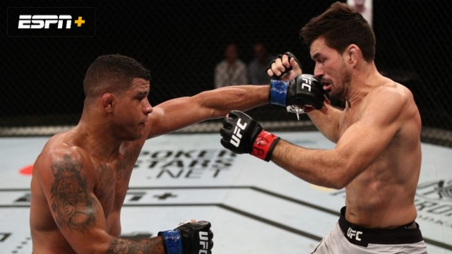Demian Maia vs. Gilbert Burns (UFC Fight Night: Lee vs. Oliveira)