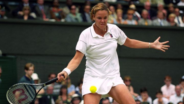 1999 Women's Wimbledon Final