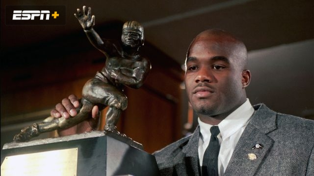Rashaan Salaam: Burdens To Carry