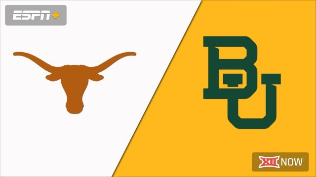 #1 Texas vs. #3 Baylor (W Volleyball)