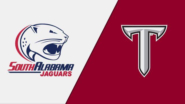 South Alabama vs. Troy (W Basketball)