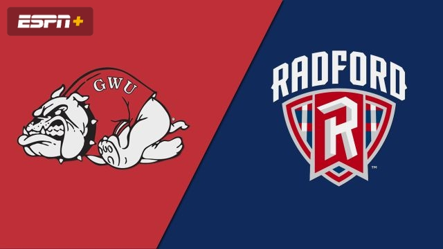 Gardner-Webb vs. Radford (Championship) (W Soccer)