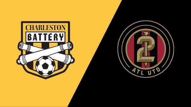 Charleston Battery vs. Atlanta United FC 2 (USL Championship)