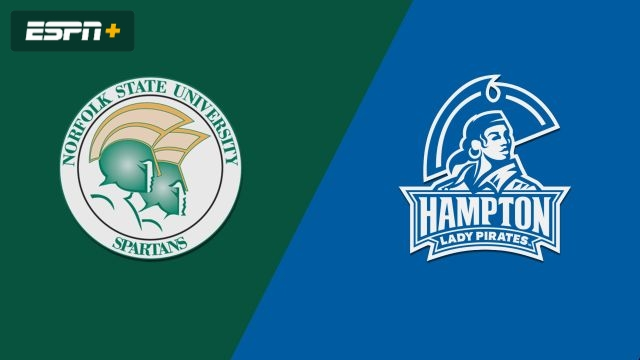 Norfolk State vs. Hampton (W Basketball)