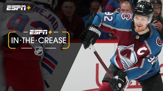 Thu, 3/12 - In the Crease: Avs, Rangers skate to OT