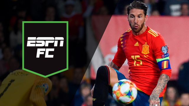 Sat, 3/23 - ESPN FC: Recapping Spain vs. Norway