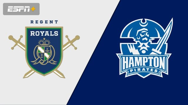 Regent University vs. Hampton (M Basketball)