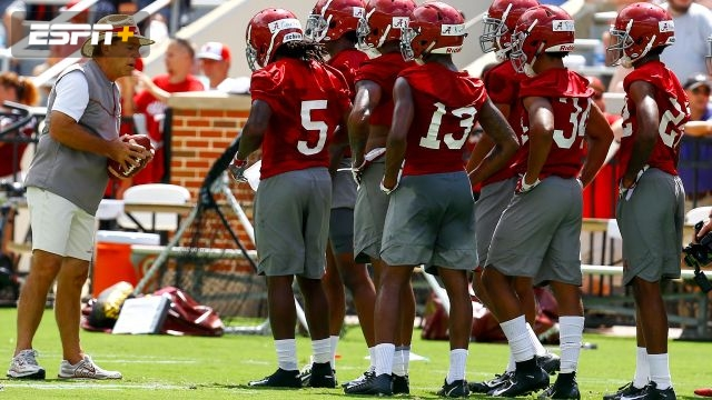 Training Days: Rolling with the Tide (Ep. 1 of 4)