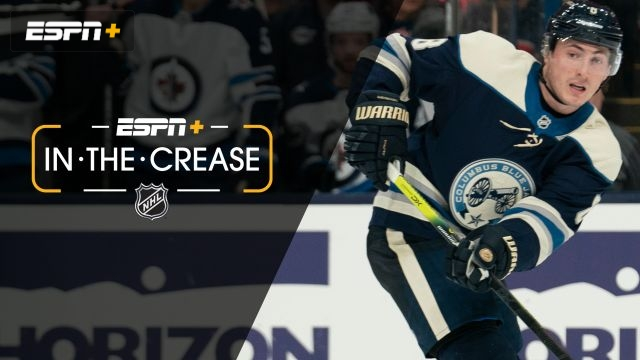 Thu, 1/23 - In the Crease: Blue Jackets look for 6th straight win