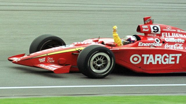 2000 Indy 500