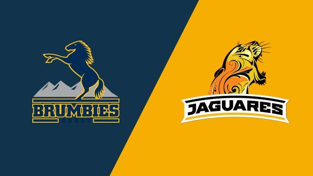 Brumbies vs. Jaguares (Super Rugby)
