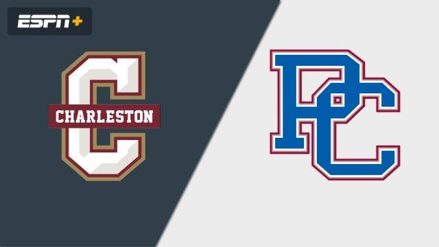 College of Charleston vs. Presbyterian (W Basketball)