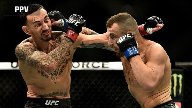 Max Holloway vs. Alex Volkanovski (UFC 245)