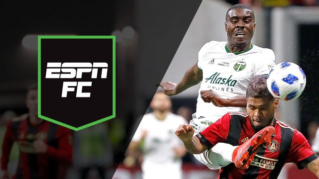 Mon, 12/10 - ESPN FC: Ask the ref