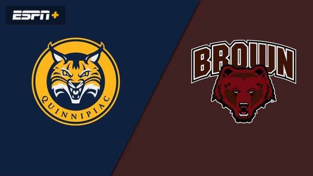 Quinnipiac vs. Brown (M Basketball)