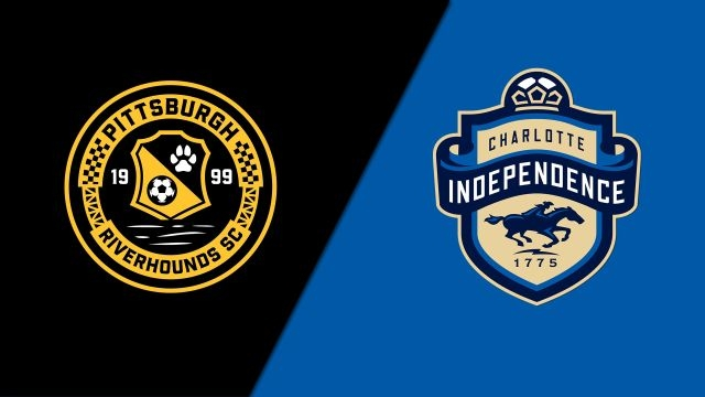 Pittsburgh Riverhounds SC vs. Charlotte Independence (USL Championship)