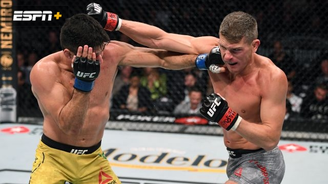 Stephen Thompson vs. Vicente Luque (UFC 244)
