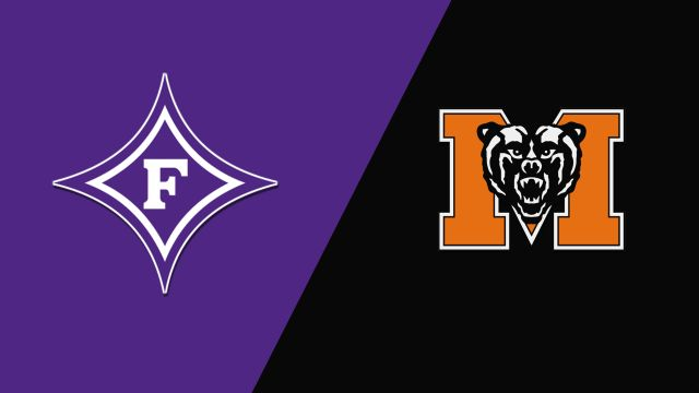 Furman vs. Mercer (Football)