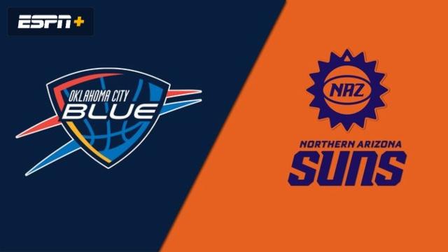 Oklahoma City Blue vs. Northern Arizona Suns