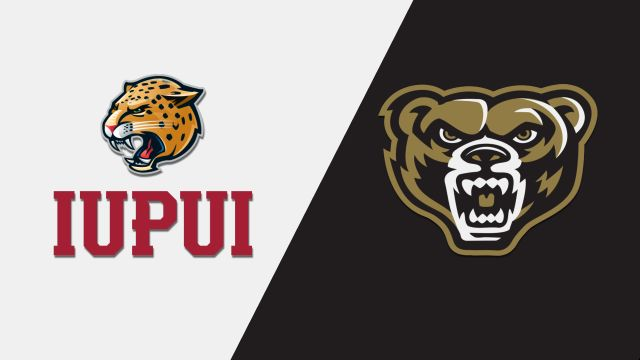 IUPUI vs. Oakland (W Basketball)
