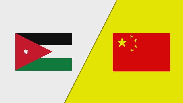 Jordan vs. China