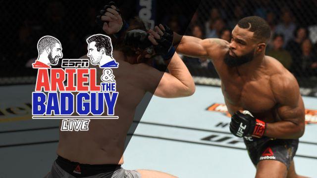 Ariel & The Bad Guy Live: UFC 228 Post-Show