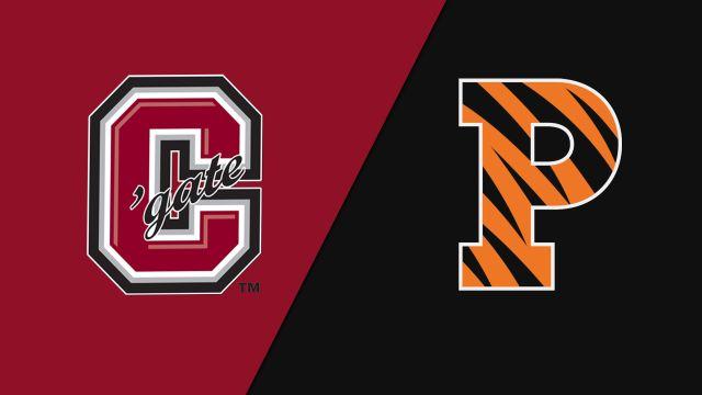 Colgate vs. Princeton (W Hockey)