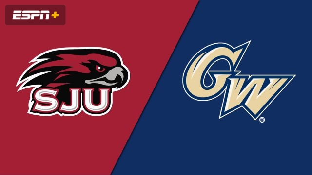 Saint Joseph's vs. George Washington (M Soccer)