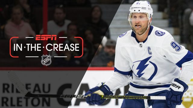 Mon, 4/1 - In the Crease: Lightning go for 60th win of season