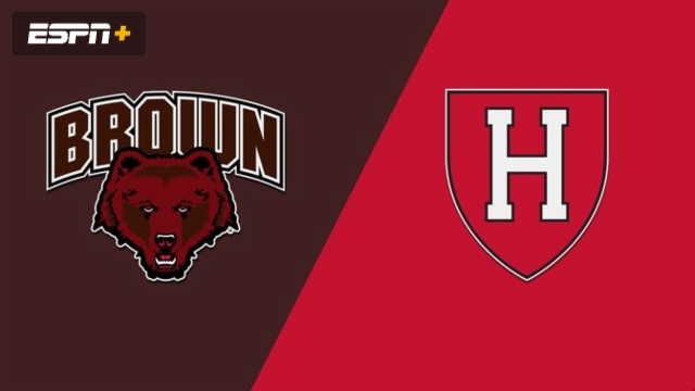 Brown vs. Harvard (M Hockey)