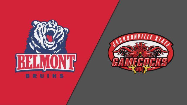 Belmont vs. Jacksonville State (W Basketball)
