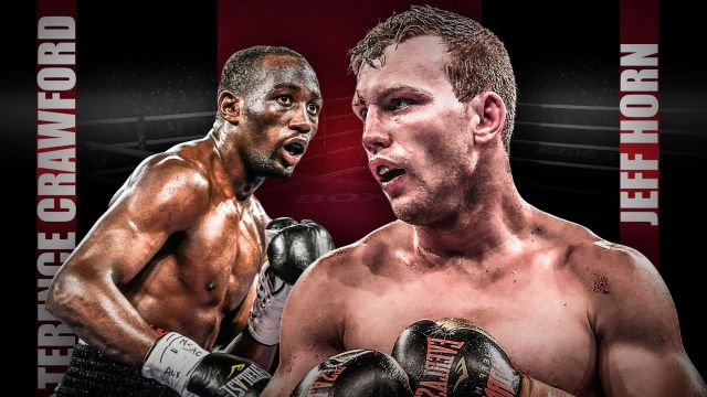 Top Rank Boxing on ESPN: Crawford vs. Horn Weigh-In