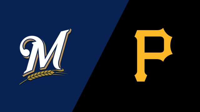Milwaukee Brewers vs. Pittsburgh Pirates