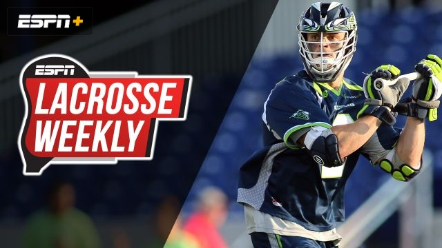Tue, 8/13 - Lacrosse Weekly: Get to know Colin Heacock