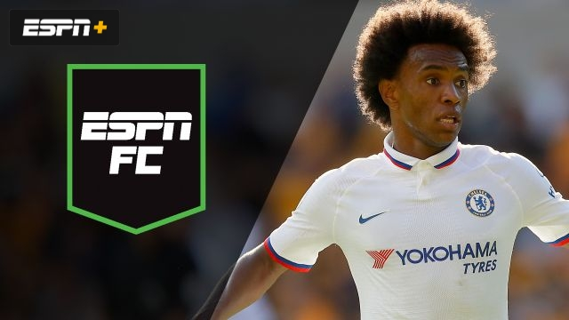 Fri, 9/20 - ESPN FC: Can Chelsea contain Liverpool?