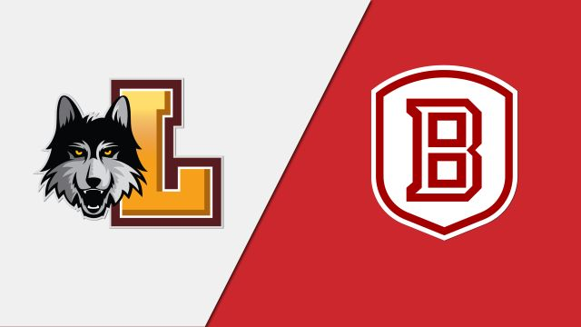 Loyola-Chicago vs. Bradley (M Basketball)
