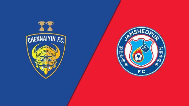 Chennaiyin FC vs. Jamshedpur FC (Indian Super League)