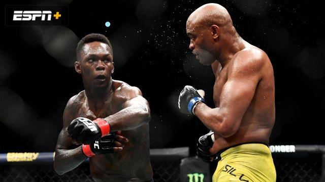 UFC 234: Adesanya vs. Silva