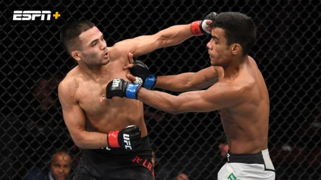 Mark De La Rosa vs. Raulian Paiva (UFC Fight Night: Anderson vs. Blachowicz 2)