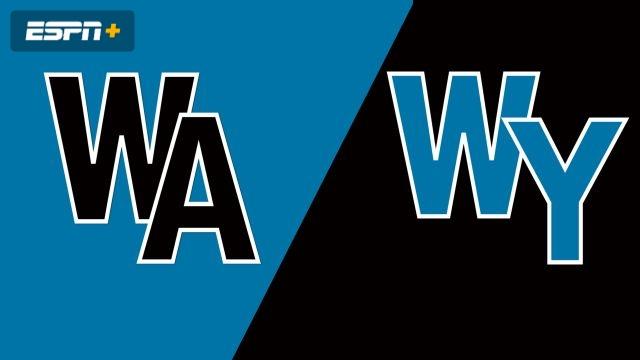 Bothell, WA vs. Gillette, WY (Northwest Regional)