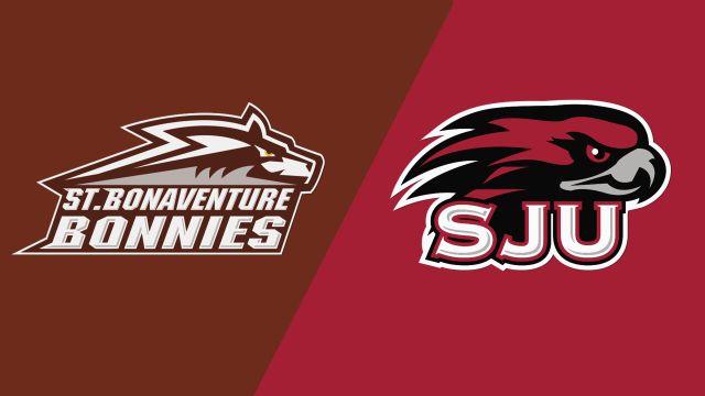 St. Bonaventure vs. Saint Joseph's (W Soccer)