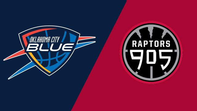 Oklahoma City Blue vs. Raptors 905