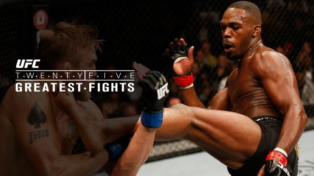 25 Greatest Fights: #7-5