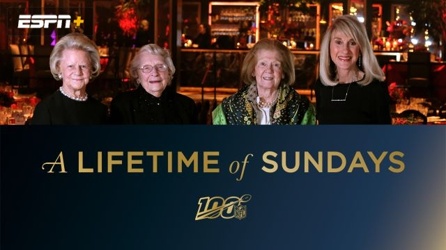 NFL Films: A Lifetime of Sundays