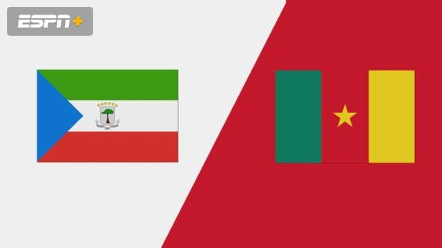 Equatorial Guinea vs. Cameroon
