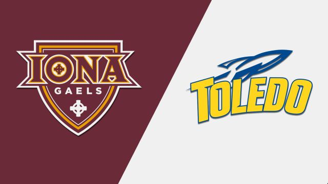 Iona vs. Toledo (W Basketball)