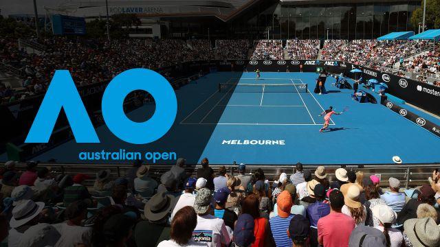 (3) Murray/Soares vs. Krawietz/Mektic (Men's Doubles Third Round)