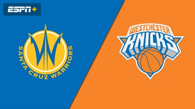 Santa Cruz Warriors vs. Westchester Knicks